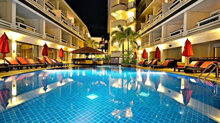 Escape From Budapest To Swissotel Resort Phuket Patong Beach