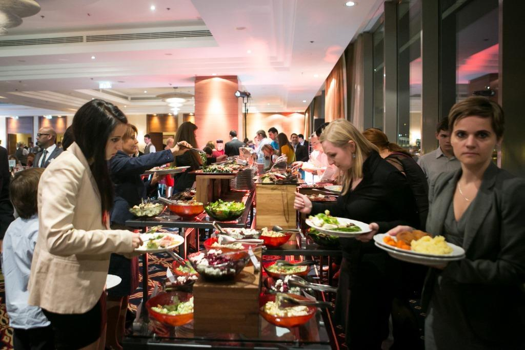 AmCham-Marriott Charity Thanksgiving Dinner, 22 November