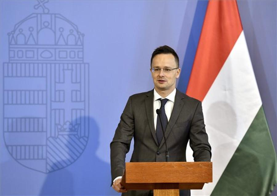Szijjártó: EU Must Speed Up Enlargement