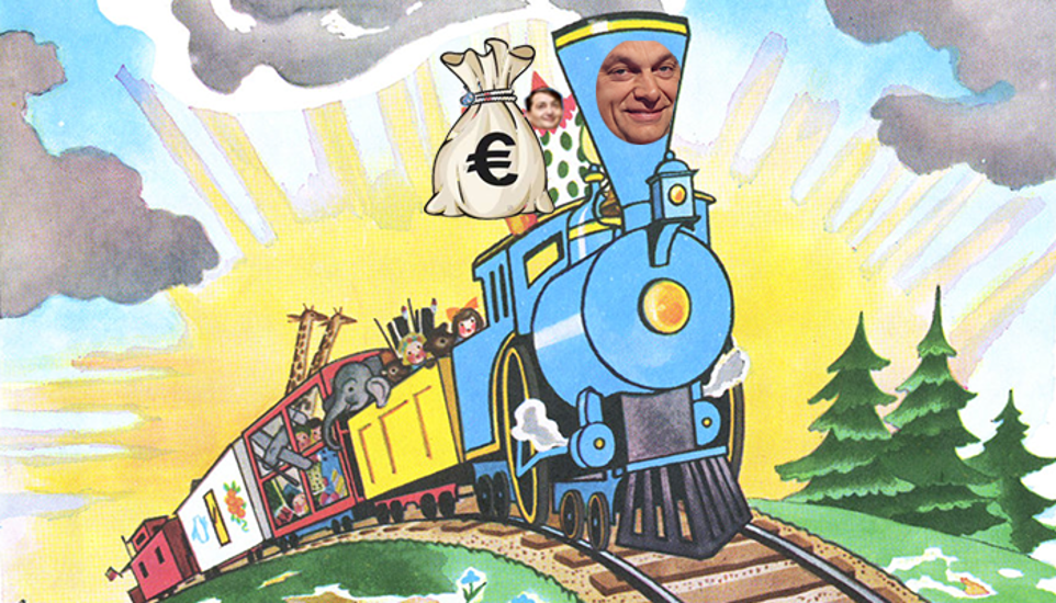 Orbán's Miniature Railway Runs Into Opposition In Etyek