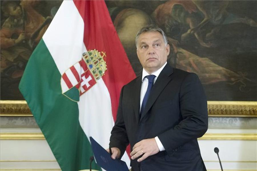 Orbán: Cultural Shift Sees Hungarians Valuing Work