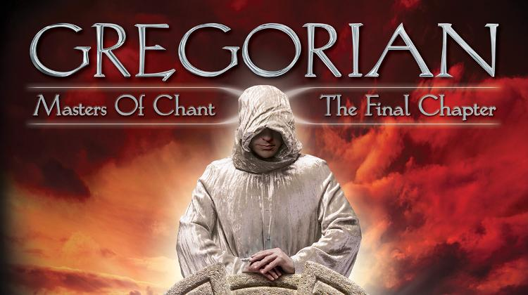 Tickets Available: Gregorian, Budapest Congress Center, 5 February