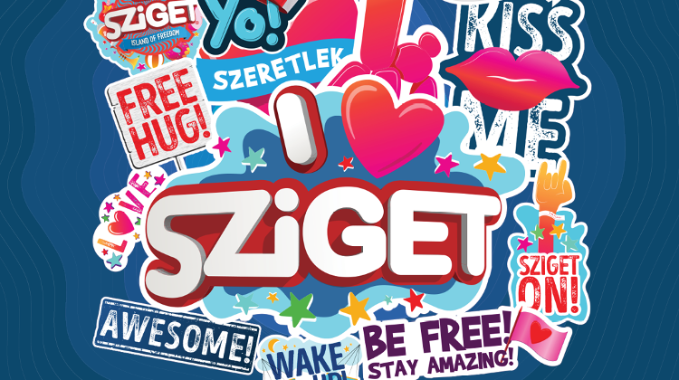Sziget Festival Stickers Now Available On Viber