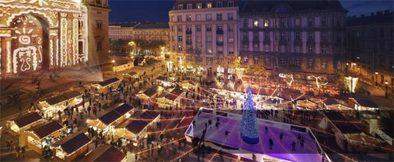 Eco-Conscious Christmas Fair At St. Stephen Basilica
