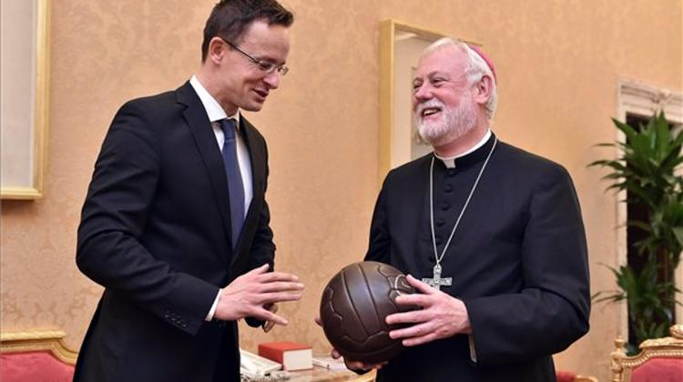 Szijjártó: Hungary Committed To Protection Of Christianity