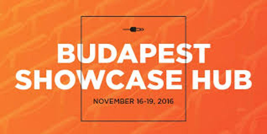 Budapest Showcase Hub, 16-19 November