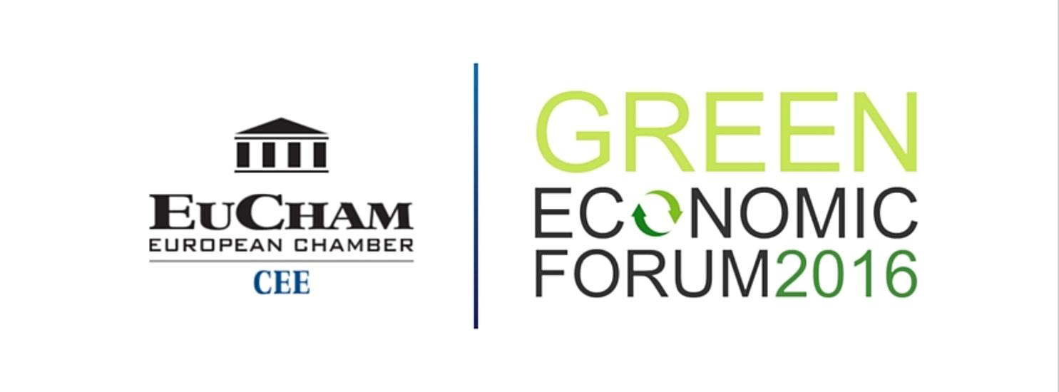 EuCham European Chamber: Green Economic Forum 2016, 14 November 2016