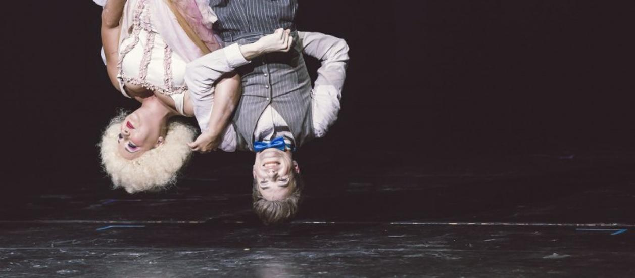 Recirquel Contemporary Circus Company: Tricks, Mupa, 11 December