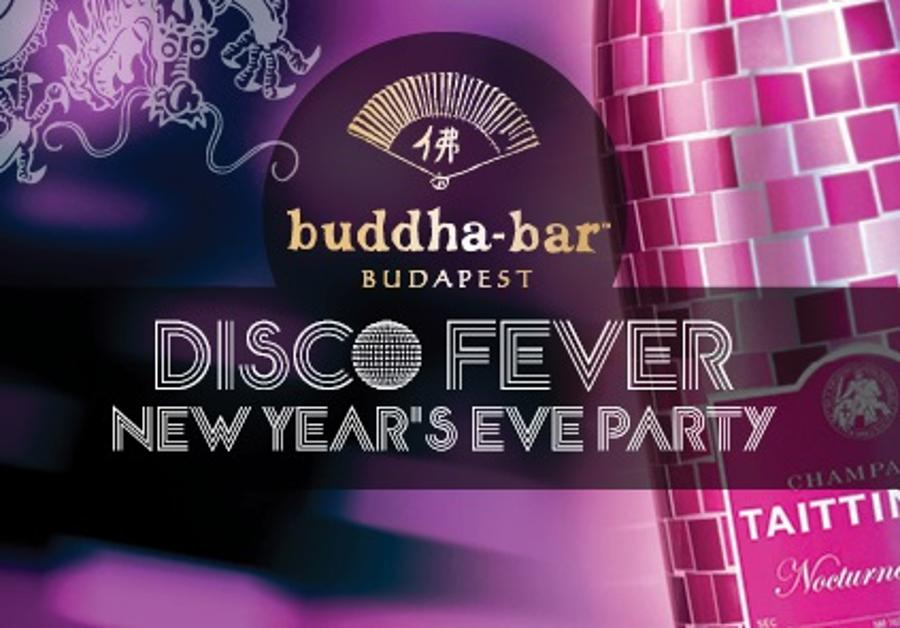 Disco Fever New Year's Eve Party, Buddha-Bar Budapest