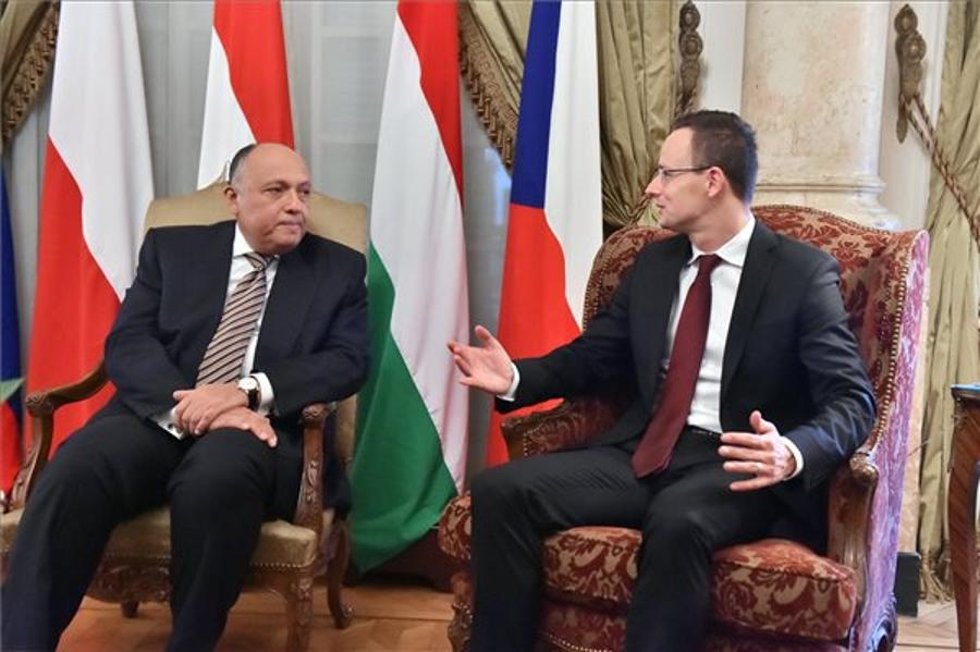 Szijjártó: Europe, Arab Countries Must Rely On Each Other To Ensure Security
