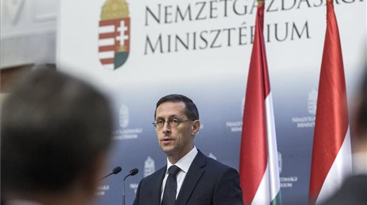Hungary's Economy Minister Sees No Need For 'Magic Tricks' To Manage Debt
