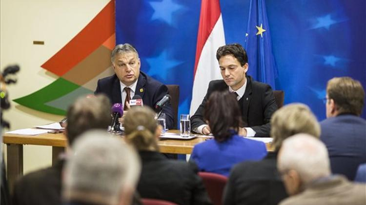 PM Orbán: European Dream Over