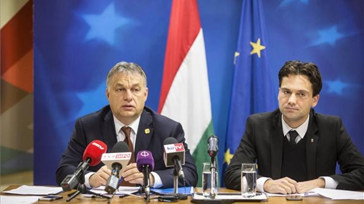 Orbán Condemns Berlin Attack In Letter To Merkel