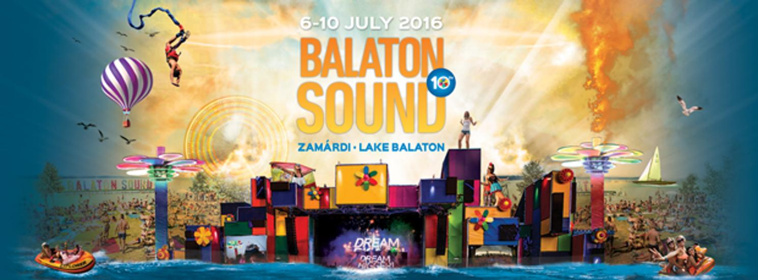 First Announcement Brings Hardwell & Kygo To Balaton Sound Festival