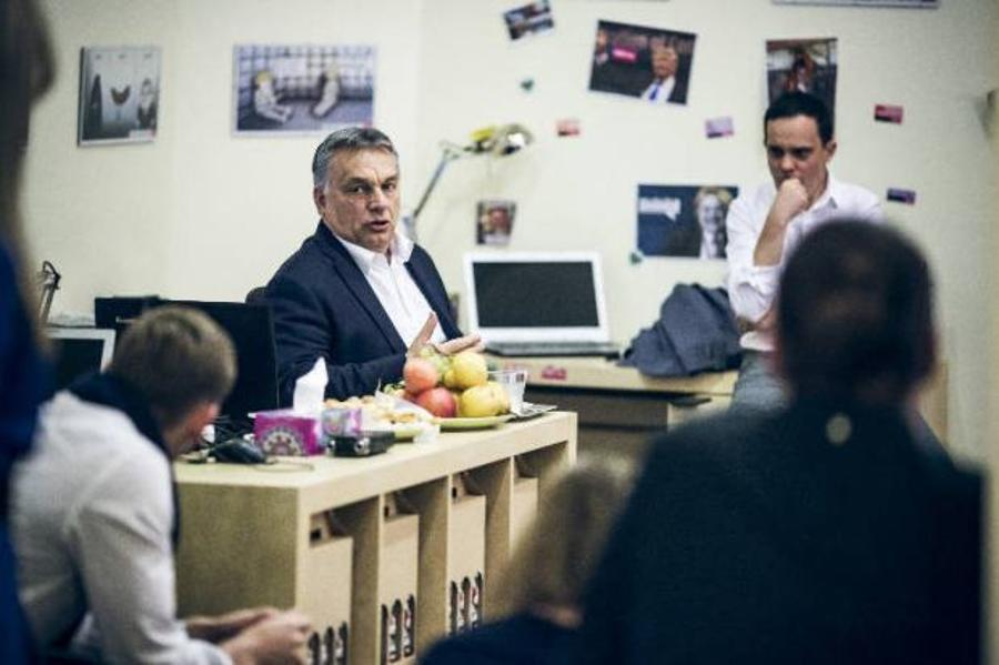 "Opinion: Donald Trump's Victory Made Orbán ""The Man"" In Europe"