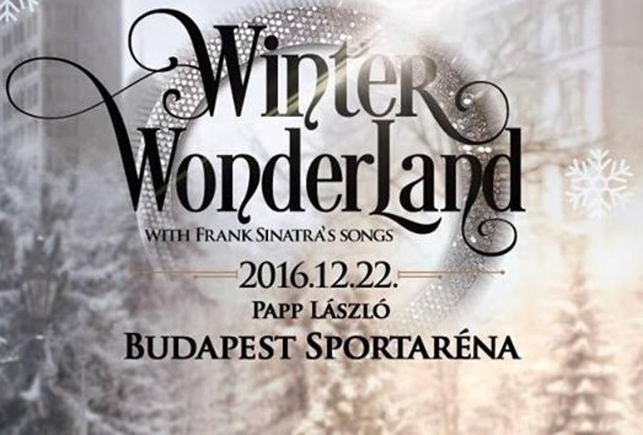 Winter Wonderland, Budapest Aréna, 22 December