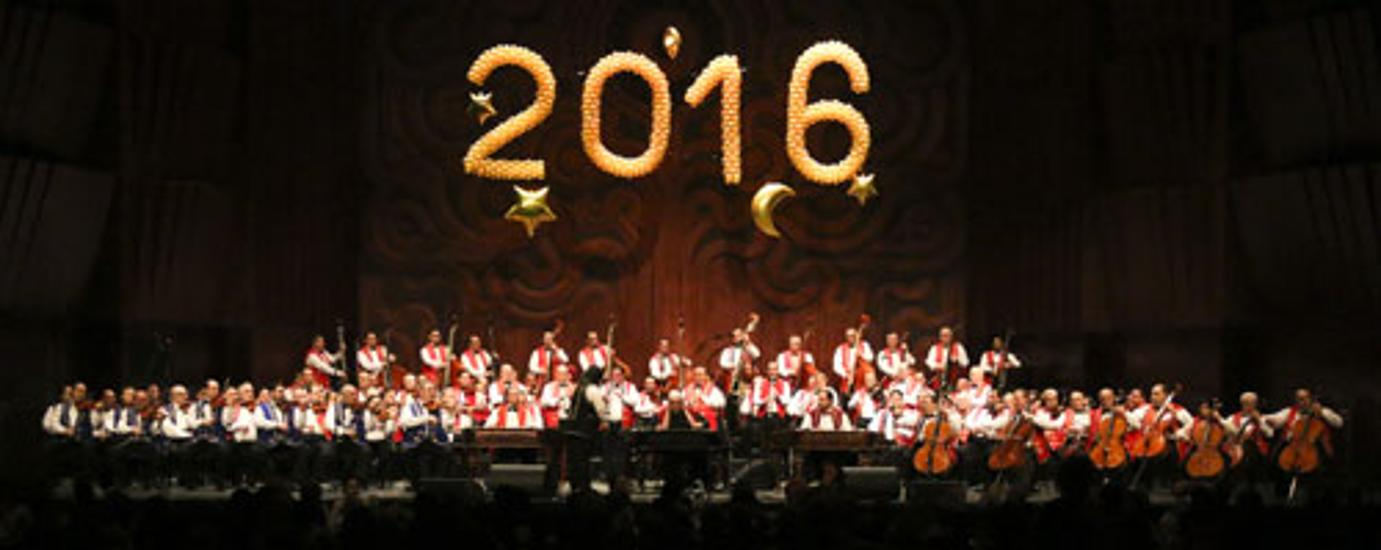 Gala Concert Of 100 Gypsy Violins, 30 December