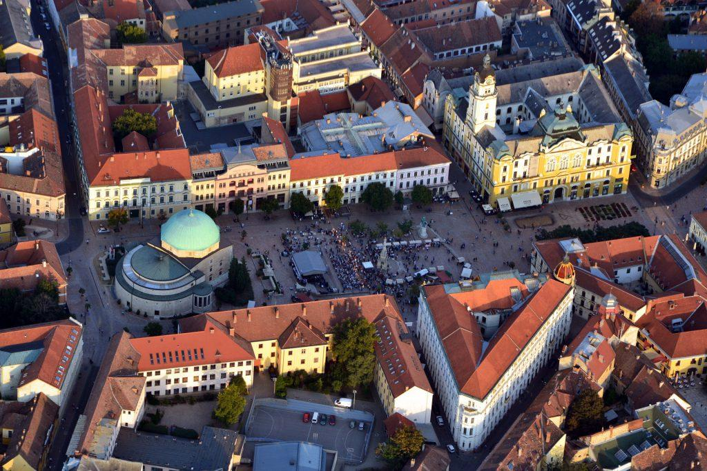 Hungarian City Gets UNESCO Award