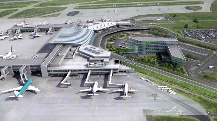 Airport Expansion Works Start