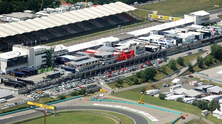Hungaroring Given Two F1 Test Days In in 2017