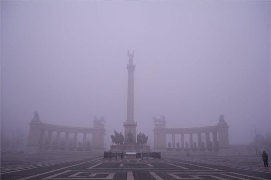 Smog Alert Issued In Budapest & Several Cities
