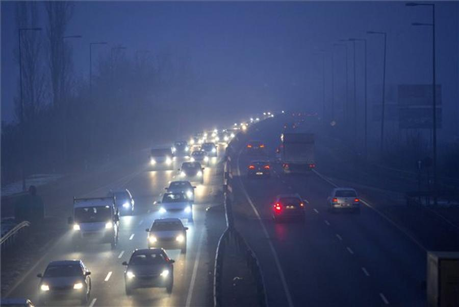 Air Quality Deteriorates Throughout Hungary