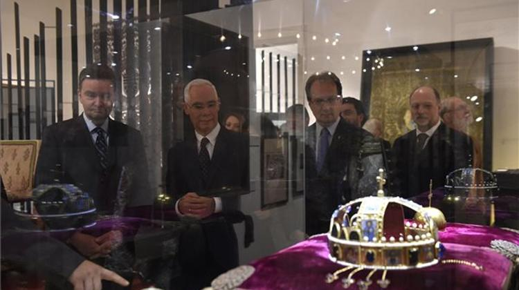 Exhibition On Hungary's Last King Opens In National Museum