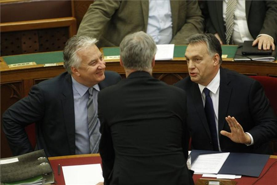 Hungary's PM Orbán: 'Economic Breakthrough'