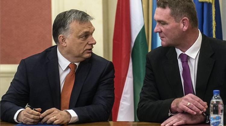 Orbán Meets Szeged Mayor, Socialist PM Candidate Botka