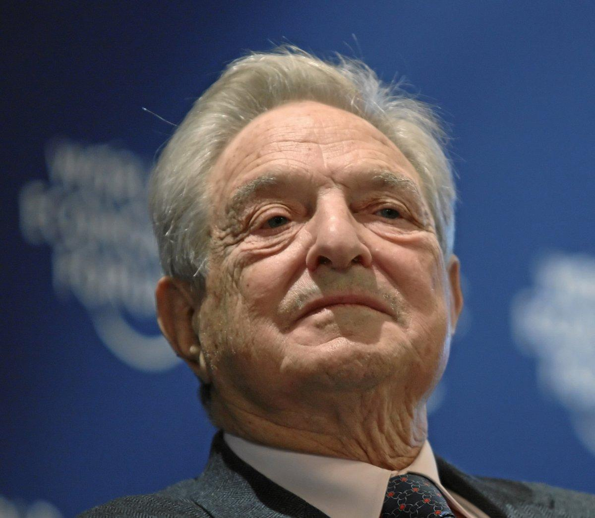 Soros Says Hungarian Government A 'Threat' To Civil Society