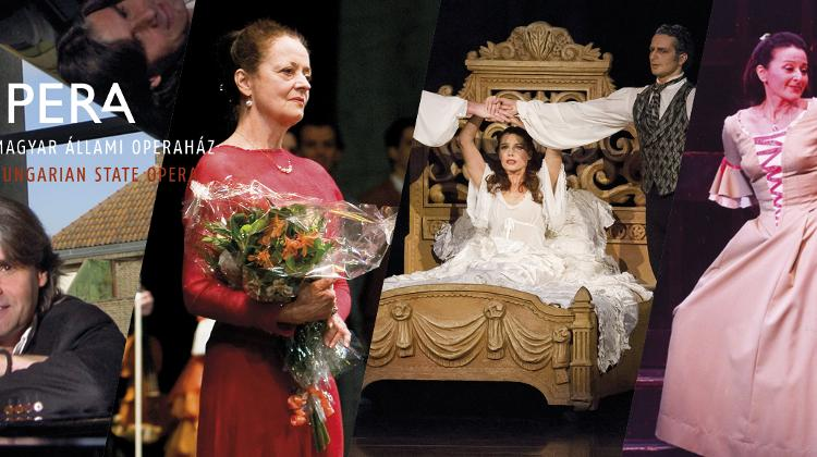 March Anniversaries & Jubilees At Hungarian State Opera
