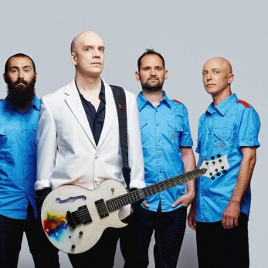 The Devin Townsend Project (CA), A38 Ship, 13 February