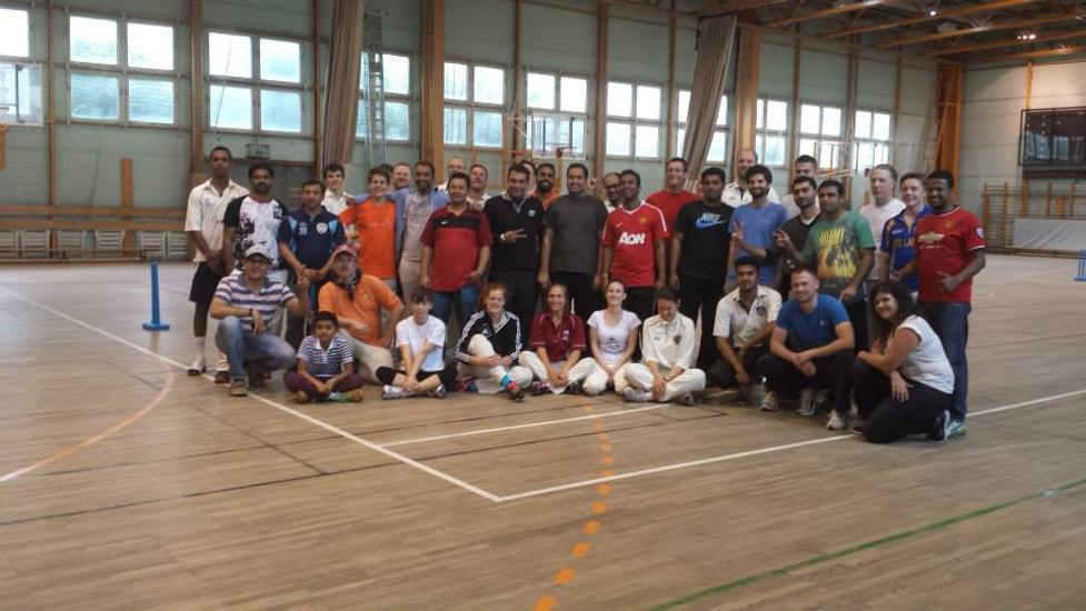 Invitation: HCA Charity Indoor Cricket Tournament In Budapest, 4 March