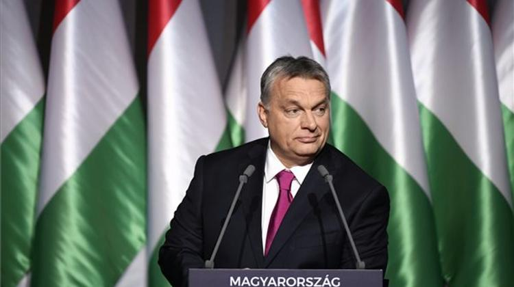 PM Orban's Annual State Of Nation Address