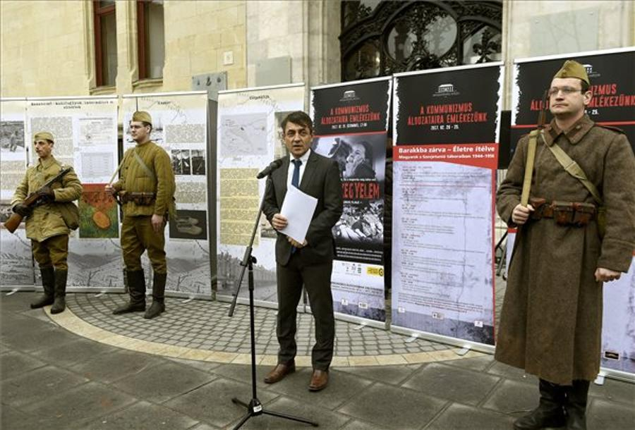 Gulag Must Always Be Remembered, Says State Secretary