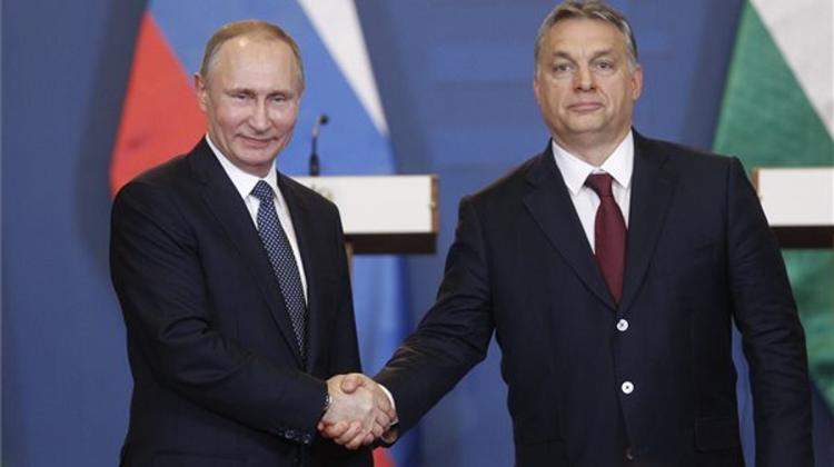Orbán-Putin Meeting In Budapest