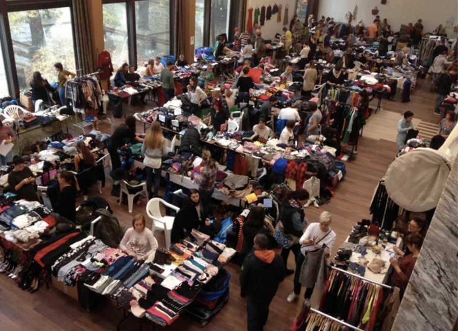 Gardrobe Sale For Every Shopaholic, Budapest, 19 February