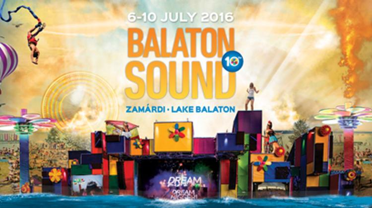 Balaton Sound Announces 17 New Names