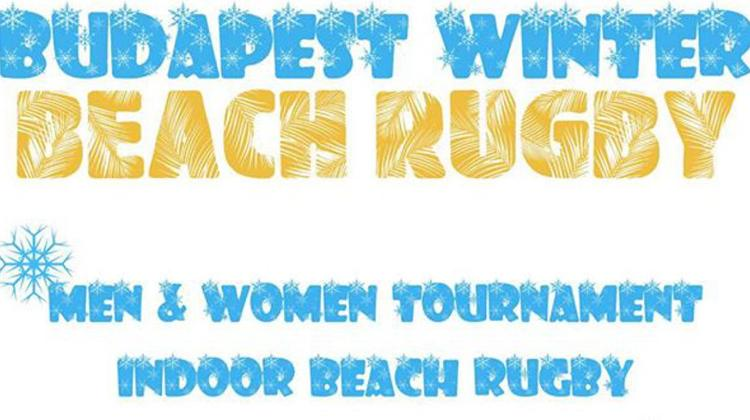 'Winter Beach Rugby Tournament' In Budapest, 4 February