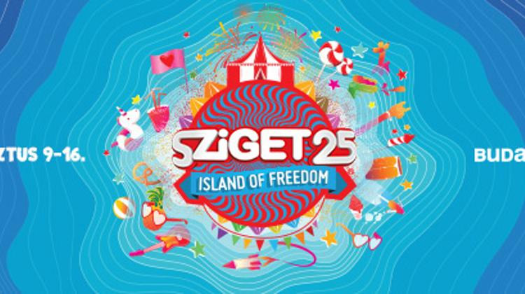 Sziget's Shaping Up: New Acts Announced