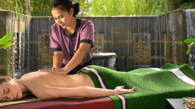 Sublime Spa & Devine Dining @ Six Star Banyan Tree In Phuket