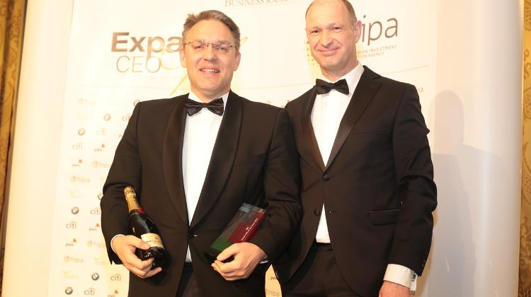 Jörg Bauer Wins BBJ Expat CEO Of The Year Award