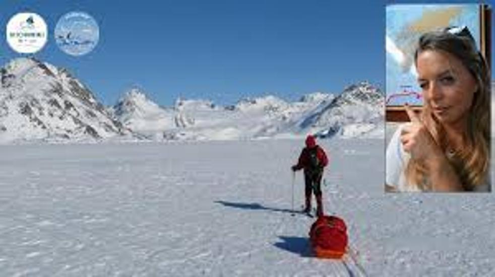 Hungarian Plans To Ski From Edge Of Antarctica To South Pole