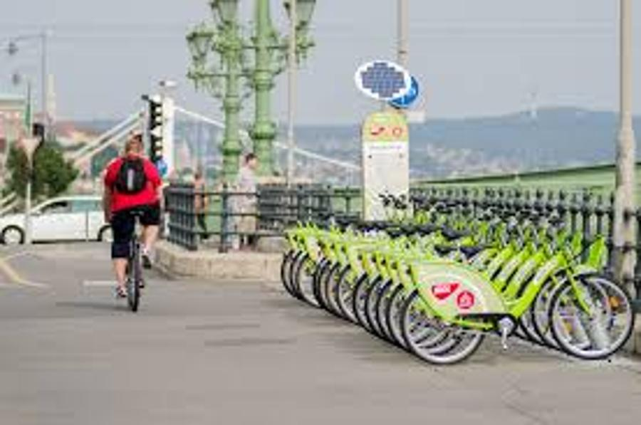 Spring Has Come, Green Bubi Public Bike Fleet Is Back In Full Force