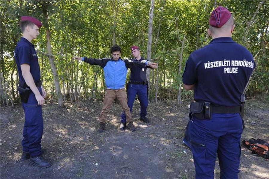Reports Grow Of Beatings Of Refugees At The Hungarian - Serbian Border