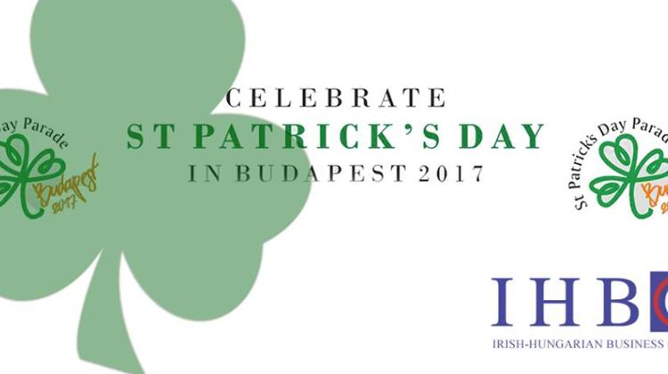 St Patrick's Day Gala Dinner, 18 March