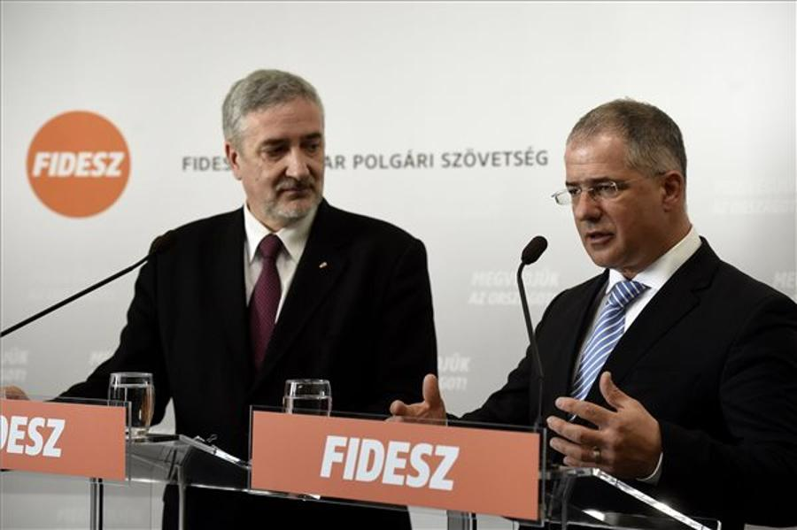 Ruling Fidesz Group Leader Rejects Allegations Of Police Violence Against Migrants