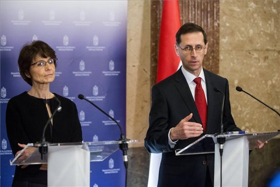 New Body To Boost Hungary's Competitiveness Holds Inaugural Meeting