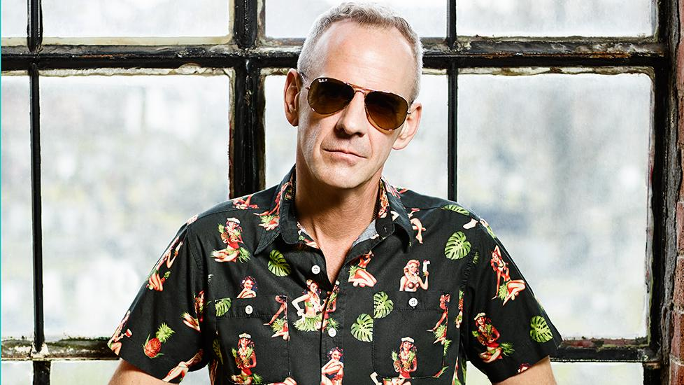 Legendary DJ Fatboy Slim to Open 2017 VOLT Festival