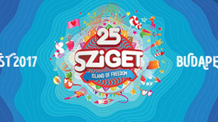 Update: Budapest Sziget Festival Program Shaping Up